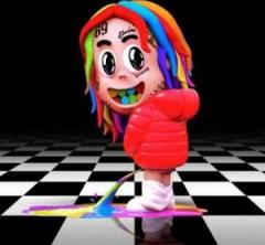 6ix9ine - MAMA ft Nicki Minaj & Kanye West